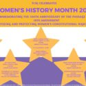 Women's History Month 2020 Events